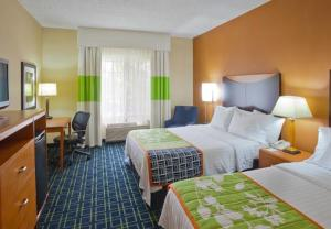 Fairfield Inn & Suites Portland West Beaverton, Hotels  Beaverton - big - 3