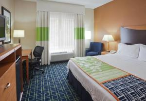Fairfield Inn & Suites Portland West Beaverton, Hotels  Beaverton - big - 6