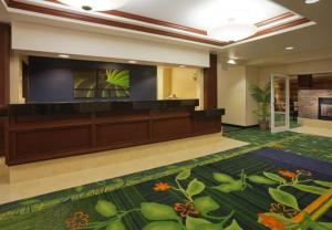 Fairfield Inn & Suites Portland West Beaverton, Hotels  Beaverton - big - 26