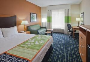 Fairfield Inn & Suites Portland West Beaverton, Hotels  Beaverton - big - 5