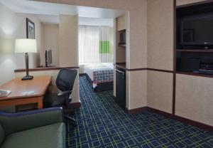 Fairfield Inn & Suites Portland West Beaverton, Hotels  Beaverton - big - 21