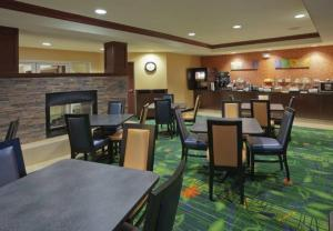 Fairfield Inn & Suites Portland West Beaverton, Hotels  Beaverton - big - 22