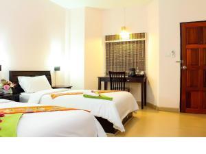 Pannapa Resort, Rezorty  Krabi town - big - 3