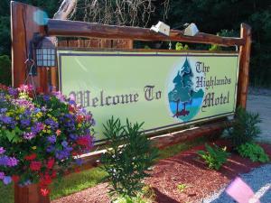 The Highlands Motel.  Photo 2