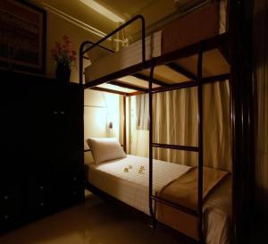 Bunk Bed in Ladies Deluxe Dormitory Room