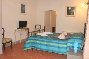 Il Nido di Turan B&B, Bed & Breakfast  Cortona - big - 7