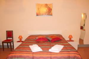 Il Nido di Turan B&B, Bed & Breakfast  Cortona - big - 8