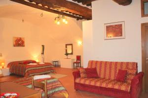 Il Nido di Turan B&B, Bed & Breakfast  Cortona - big - 10