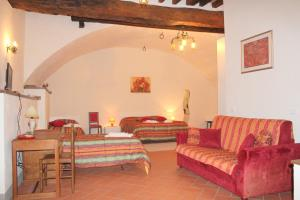 Il Nido di Turan B&B, Bed & Breakfast  Cortona - big - 11