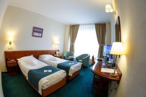 Unirea Hotel & Spa, Szállodák  Jászvásár - big - 2