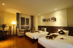 GOPATEL Hotel & Spa, Hotely  Da Nang - big - 5