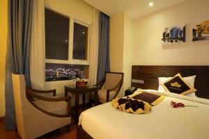 GOPATEL Hotel & Spa, Hotely  Da Nang - big - 4