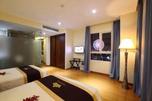 GOPATEL Hotel & Spa, Hotely  Da Nang - big - 3