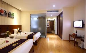 GOPATEL Hotel & Spa, Hotely  Da Nang - big - 11