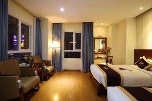 GOPATEL Hotel & Spa, Hotely  Da Nang - big - 10