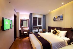 GOPATEL Hotel & Spa, Hotely  Da Nang - big - 28