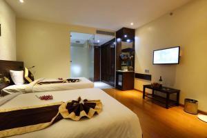 GOPATEL Hotel & Spa, Hotely  Da Nang - big - 9