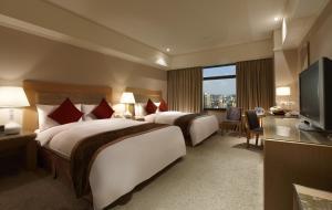 Hotel Kuva Chateau, Отели  Чжунли - big - 2