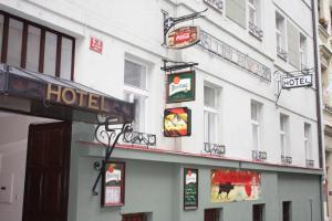 Aparthotel Lublanka, Отели  Прага - big - 84