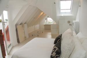 Chambre Double de Luxe avec Balcon - Vue sur Mer