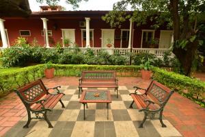 Gran Hotel del Paraguay, Отели  Асунсьон - big - 31