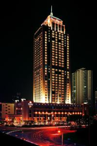 Wyndham Grand Plaza Royale Ori..