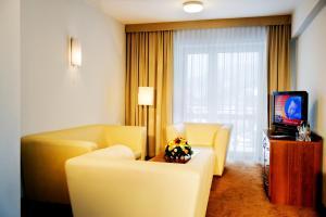 Hotel Krynica Conference & SPA, Hotels  Krynica Zdrój - big - 5