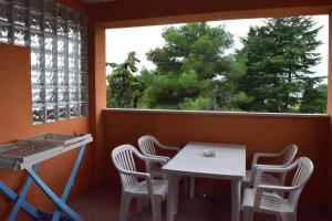 Apartments Lovrečica, Apartments  Lovrečica - big - 9