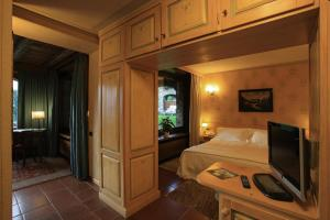 Mont Blanc Hotel Village - Small Luxury Hotels of the World, Hotely  La Salle - big - 25