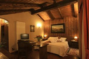 Mont Blanc Hotel Village - Small Luxury Hotels of the World, Hotely  La Salle - big - 27
