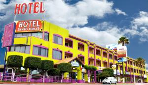 Hotel Santo Tomas, Hotely  Ensenada - big - 1