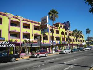 Hotel Santo Tomas, Hotely  Ensenada - big - 17