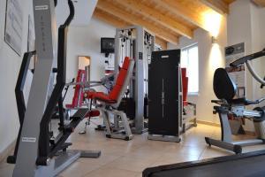 Villa Franca, Hotel  Nago-Torbole - big - 177