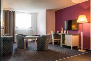 Landhotel Gutshof, Hotels  Hartenstein - big - 10