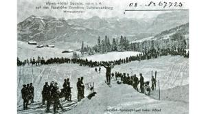 Bödele Alpenhotel, Отели  Шварценберг-им-Брегенцервальд - big - 12