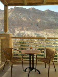 Rose Dead Sea Neve Zohar, Penzióny  Neve Zohar - big - 26