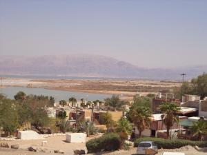 Rose Dead Sea Neve Zohar, Penzióny  Neve Zohar - big - 77