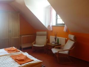Pension Klokočí, Guest houses  Sněžné - big - 29