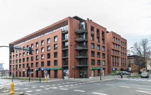 Apartamenty EchoDom Szlak 77, Appartamenti  Cracovia - big - 4