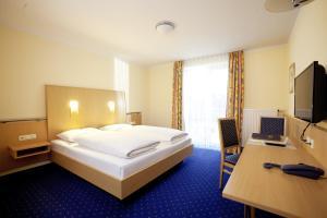 Hotel Huberhof, Hotely  Allershausen - big - 6