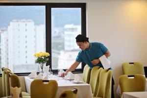 Ocean Haven Hotel, Hotel  Da Nang - big - 37