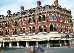 Cosmopolitan Hotel, Hotel  Leeds - big - 33
