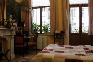 Hotel Les Bluets, Hotely  Brusel - big - 2