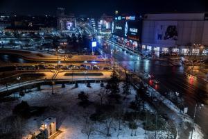 Maison du Film au Centre-Ville, Apartmanok  Bukarest - big - 9