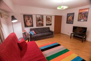 Maison du Film au Centre-Ville, Apartmanok  Bukarest - big - 8
