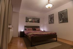 Maison du Film au Centre-Ville, Apartmanok  Bukarest - big - 7