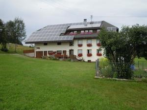 Ferienhof Kammerer, Apartmány  Ibach - big - 37