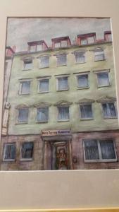 Hotel Zentrum, Отели  Ганновер - big - 19