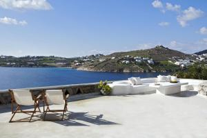 Boundless Blue Villas, Vily  Platis Yialos Mykonos - big - 3