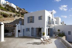 Boundless Blue Villas, Villas  Platis Yialos Mykonos - big - 14